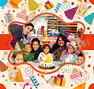 Create Happy Birthday Wishes Photo Frames With Happy Birthday Photo Frames
