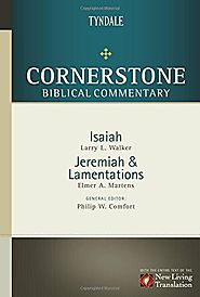Isaiah, Jeremiah, Lamentations (CBC) by Elmer A. Martens