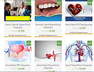 Medical PowerPoint Templates - PowerPoint Backgrounds | Best Premium Medical PPT Templates