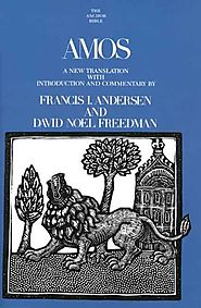 Amos (Anchor) by Francis I. Andersen and David Noel Freedman