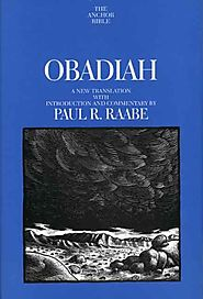 Obadiah (Anchor) by Paul R. Raabe