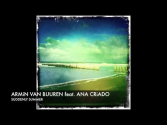 Armin van Buuren feat. Ana Criado - Suddenly Summer
