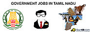 Government Jobs In Tamilnadu
