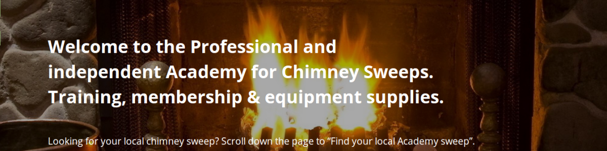 Headline for Chimney Sweep Academy