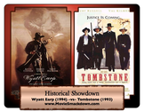 Wyatt Earp (1994) -vs- Tombstone (1993) | Movie Smackdown®