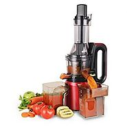 Best Masticating Juicer - Smart Masticating Juicer