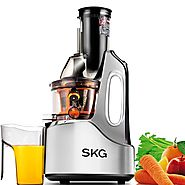 SKG Juicer Review | Vertical Slow Masticating Juicer - Smart Masticating Juicer