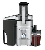 Cuisinart CJE 1000 Juicer | Die-Cast Juice Extractor Review - Smart Masticating Juicer