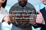 Outsourcing Your Business' Accounting is Advantageous