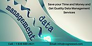 Get Reliable Data Management Services