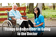 4 Things to Remember in Going to the Doctor