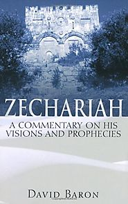 Zechariah: A Commentary on His Visions and Prophecies by David Baron