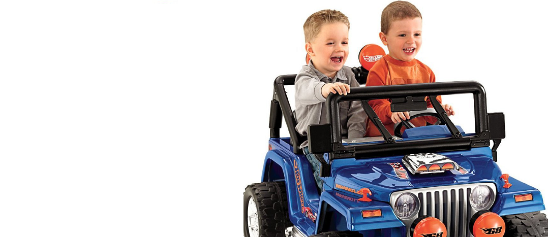 Headline for Best Power Wheels For Kids
