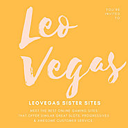 LeoVegas Sister Sites – More awesome sites to play slots & progressives!