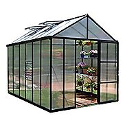 Palram Glory Hobby Greenhouse, 8' x 12'
