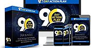 90 Day Action Plan Review: Productivity and Goal Setting PLR Deal - FlashreviewZ.com