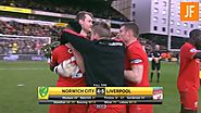 Norwich City vs Liverpool (4-5) [ 2015 / 2016 ]