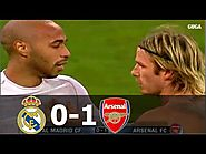Real Madrid vs Arsenal (0-1) UCL 2005/2006