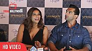 Bipasha Basu Full Speech | Launch Of Springfit Mattresses Autograph Collection - YouTube