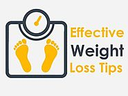 Weight Loss Tips that Are Highly Effective - Medy Life