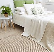 Jute Rugs Into Home Decor