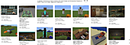 Student Created MineCraft Tutorials and Videos