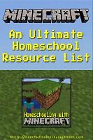 Learning with Minecraft Encouraging Moms at Home