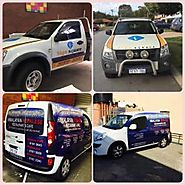 Vehicle Signage Perth | Car Stickers Perth | Sign Square