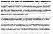 Avis sur laurent foucher -- Francoisfillon