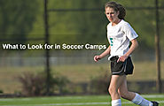 What to Look for in Soccer Camps