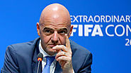 Gianni Infantino has been elected President of FIFA