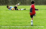 How sports Training Programs Are Helpful To Young Athletes