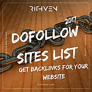 Great Dofollow Sites list 2017. Looking for a way to improve Off Page SEO? - How to be Visible?