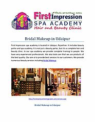 Bridal Makeup in Udaipur- FIHS