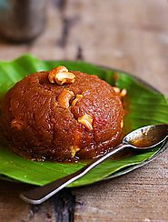 Ashoka halwa recipe | Diwali 2016 sweets recipes