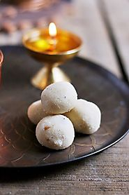 Rava ladoo recipe | Easy Diwali 2015 sweets recipes