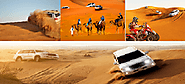 Book online best Dubai activity packages