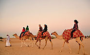 Best Dubai day trips