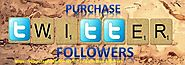 Buy Real Twitter Followers In A Few Seconds - AskMeBlogger.com