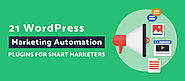21 WordPress Marketing Automation Plugins for Smart Marketers