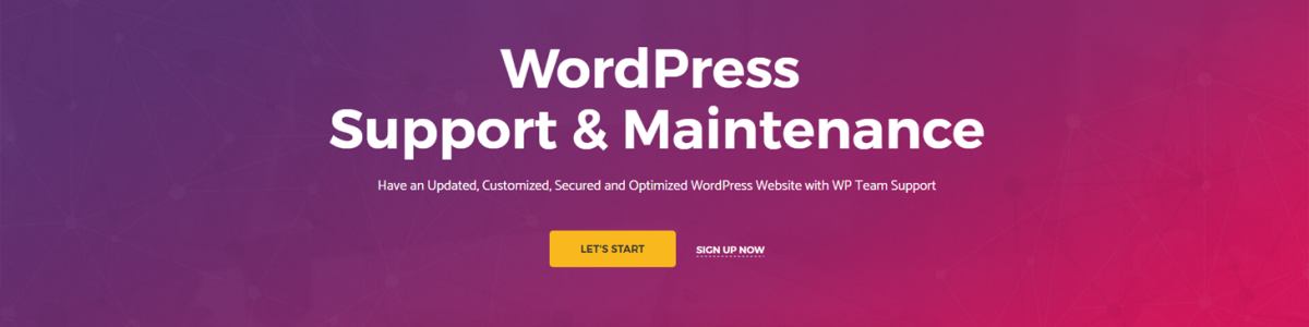 Headline for WordPress Tips and Tricks - WPTeam Support