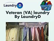 Best Veteran (VA) laundry services By LaundryD