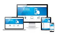 Responsive design with details on Design, Development and Strategy