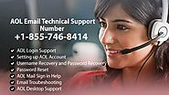 AOL Technical Support Number 1-855-746-8414