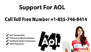 AOL Support Number 1-855-746-8414AOL, Tech, Email, Support, Phone, Number, Technical, Mail, Software, Helpline, Toll ...