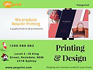 Printing and Design Services in Sydney