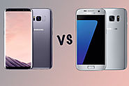 Samsung Galaxy S8 vs S8 Plus vs Galaxy S7: What's the difference? - Pocket-lint