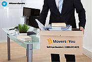 Best Professional Office & Commercial Movers in Toronto - Movers4you