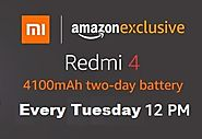 Trick to Buy Redmi 4 Amazon, Mi.com on Sale Date at Price Rs 6999