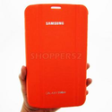 Buy Ultra Slim Leather Case Book Cover For Samsung Galaxy Tab 3 7.0 T210 P3200 P3210-Orange at Shopper52